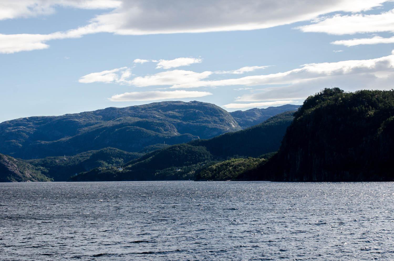 Les fjords